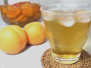 アトピー ドリンク、杏(あんず)ジュース、杏の効能