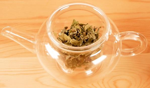 桑の葉茶、高血圧