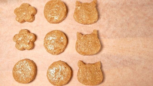 乾燥肌 食べ物、松の実,、米粉クッキー(バターなし)